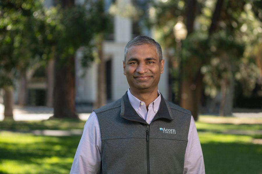 Giri Addanki, CEO, Acorn Finance